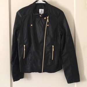 Other - Art Class by Target faux leather jacket
